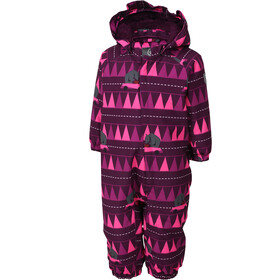 Color Kids Rimah Mini Padded Coverall Kinder pickled beet